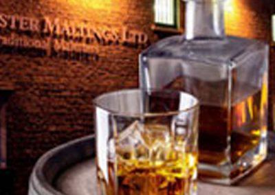 Warminster Malt - Distillers Malts Glass