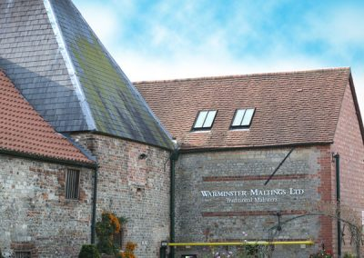 Warminster Malt - The Maltings Building