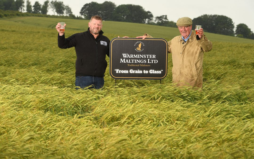 Warminster Maltings - from Grain to Glass